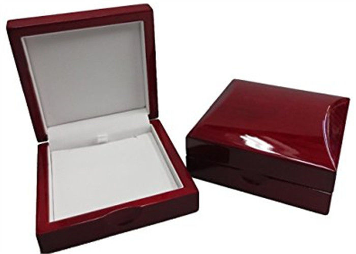 Luxury High Glossy Women'S Jewelry Box , High - End Jewelry Storage Box